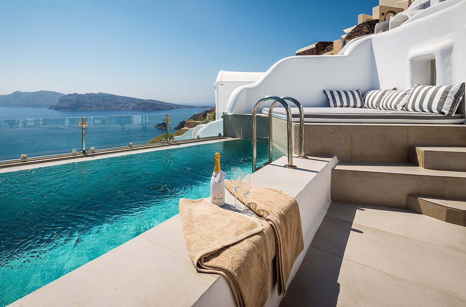Elite Santorini Suites Oia Luxury Suites Private Pool